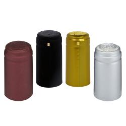 Glass Bottle Shrink Capsules