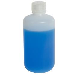 8 oz./250mL Nalgene™ Level 5 Fluorinated Bottle with 24mm Cap