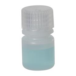 1/4 oz./8mL Nalgene™ Narrow Mouth LDPE Bottle with 20mm Cap