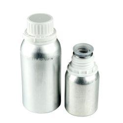 Industrial Aluminum Bottle – Plus 32 & Caps