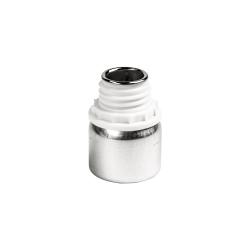 50mL Industrial Aluminum Bottle (Cap Sold Separately)