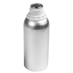 315mL Industrial Aluminum Bottle (Cap Sold Separately)