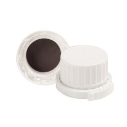Tamper Evident Cap with Foam/PTFE Liner