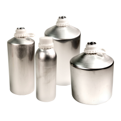Industrial Aluminum Bottle Plus 45