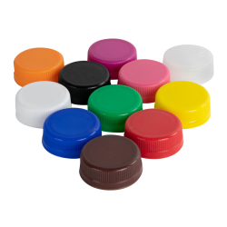 DBJ Tamper Evident Screw Caps for Dairy, Juice & Beverage