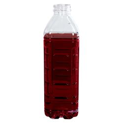 32 oz. Ribbed PET Bottle with 38mm DBJ Neck (Cap Sold Separately)