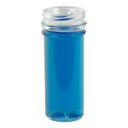 4 oz. Energy Shot Bottle with 38mm DBJ Neck (Cap Sold Separately)