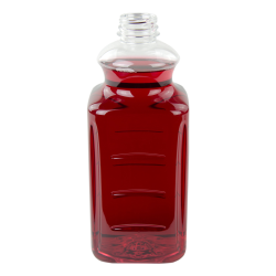 PET Carafe Bottle with DBJ Neck