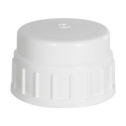 53B Nalgene™ White Polypropylene Closures - Package of 12