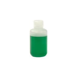 4 oz./125mL Nalgene™ Narrow Mouth HDPE Economy Bottle