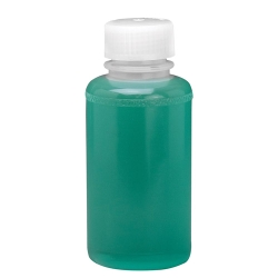 Precisionware™ HDPE Narrow Mouth Bottles with Caps