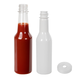 PET Woozy Sauce Bottles