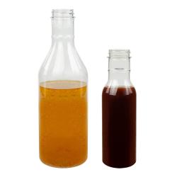 PET Round Sauce Bottles
