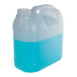 HDPE 2-1/2 Gallon Jugs & Caps