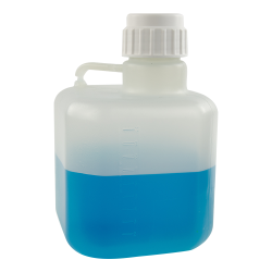 10 Liter PP Square Carboy ONLY 90mm Neck