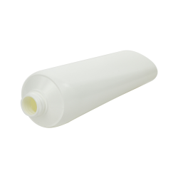 8 oz. White Malibu Tube with 22/400 Neck (Cap Sold Separately)