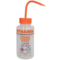 500mL Ethanol Vented Multi-Lingual Wash Bottles