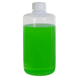 16 oz./500mL Nalgene™ Teflon® FEP Narrow Mouth Bottle with 28mm Cap