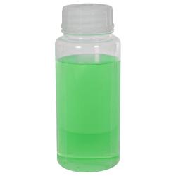 4 oz./125mL Nalgene™  FEP Wide Mouth Teflon®* Resin Bottle with 33mm Cap