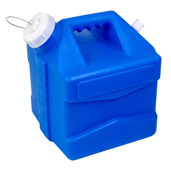 2.5 Gallon Blue Jug with Cap