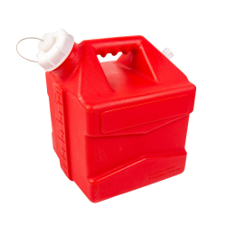 2.5 Gallon Red Jug with Cap
