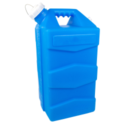 5 Gallon Blue Jug with Cap
