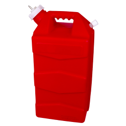 5 Gallon Red Jug with Cap