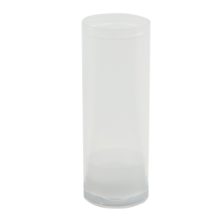 30mL Natural Mini Airless Bottle (Pump Sold Separately)