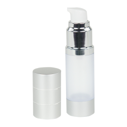 Airless Bottle with Pump & Cap