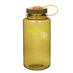 32 oz. Olive Wide Mouth Nalgene® Sustain Bottle