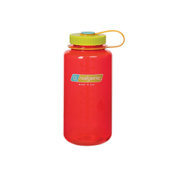 32 oz. Pomegranate Wide Mouth Nalgene® Everyday™ Tritan™ Bottles