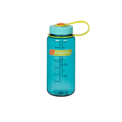 16 oz. Cerulean Wide Mouth Nalgene® Everyday™ Tritan™ Bottles