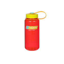 16 oz. Pomegranate Wide Mouth Nalgene® Everyday™ Tritan™ Bottles