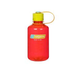Pomegranate 16 oz Nalgene® Tritan™ Narrow Mouth Bottles