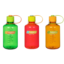 Nalgene® Tritan™ 16 oz. Narrow Mouth Bottles