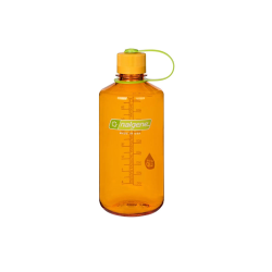 Clementine 32 oz Nalgene® Tritan™ Narrow Mouth Bottles