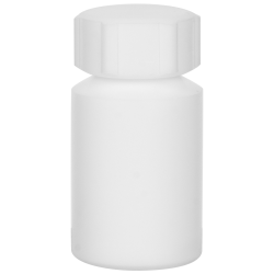 10mL Air Tight PTFE Bottle with Screw Closure Lid