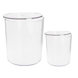 Thermo Scientific™ Nalgene™ Polycarbonate Multipurpose Jars with Covers