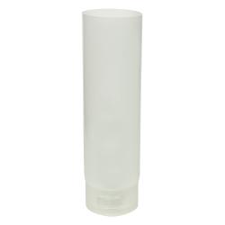 6 oz. Natural PP Lotion Tube with Flip Cap
