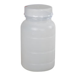 HDPE Rigid Tamper Evident Bottles with Caps