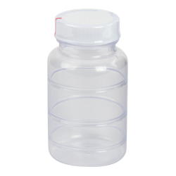 4 oz. ABS Bottle with Clear TE Band