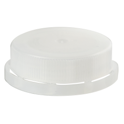Natural 38mm Single Thread Cap