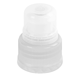 28mm PCO White Water Bottle Sport Closure