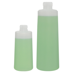 Flared Tubular Bottles