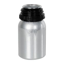 120mL/4 oz. Aluminum Agrochem Bottle (Cap Sold Separately)
