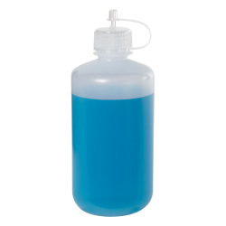8 oz. LDPE Drop Dispensing Bottle with Cap