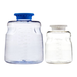 SECUREgrasp® Non-Sterile Media Bottle