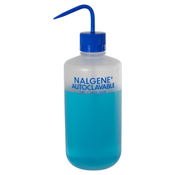 1000mL Nalgene™ PPCO Autoclavable Wash Bottle with Dispensing Nozzle