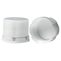 38/430 HDPE Sterile Tamper Evident Cap for 79069, 79070, 79071