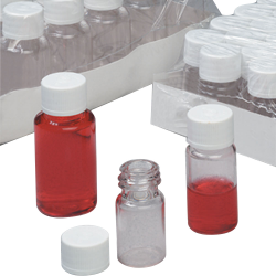 Thermo Scientific™  Nalgene™ PETG Sterile Diagnostic Bottles with Caps